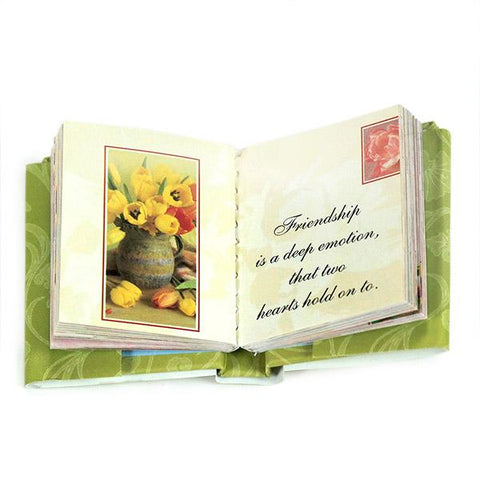 Friendship Quotation Book