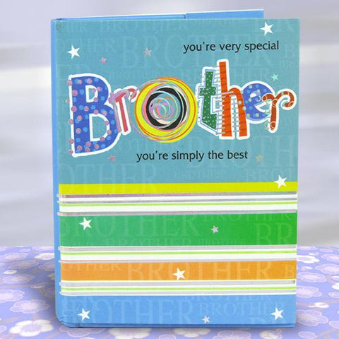 Quotation book brother gifts
