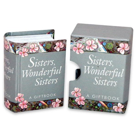 gifts for sister quotation book