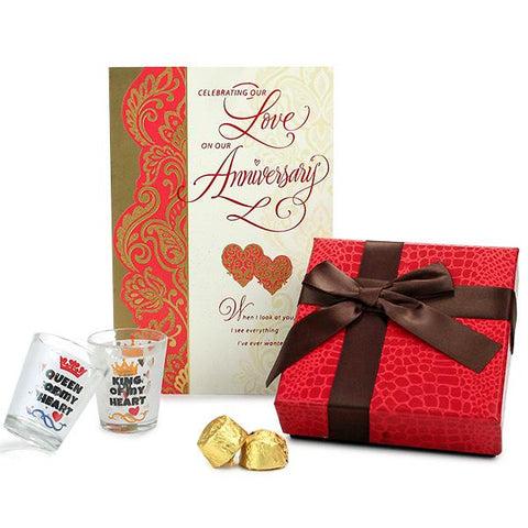 marriage anniversary gifts in india