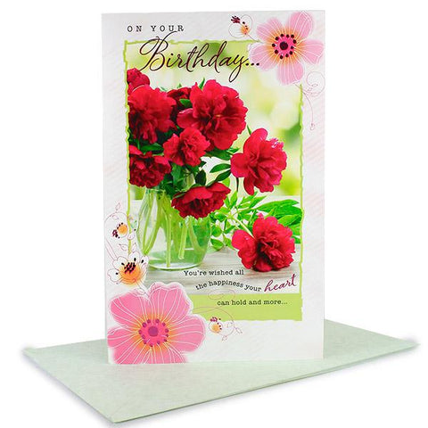 birthday greeting cards  by Hallmark India