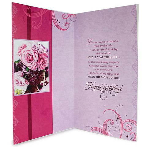 Happy Moments Birthday Card