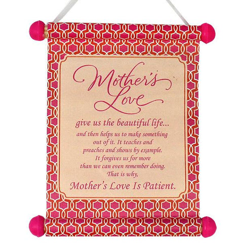 Amazing Mom Love Scroll (Pack Of 4)