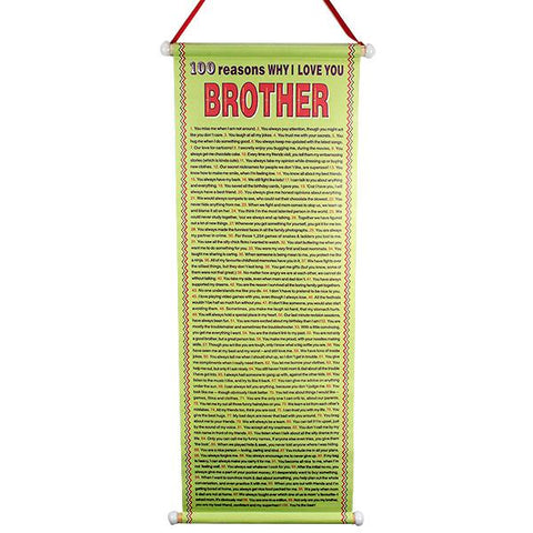 scroll brother gifts