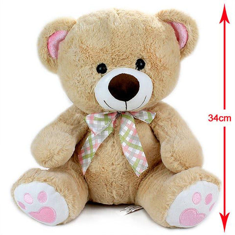 Brown Charm Bear (34 Cm)