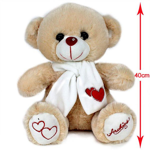 Awesome Love Wrap Bear (40 Cm)