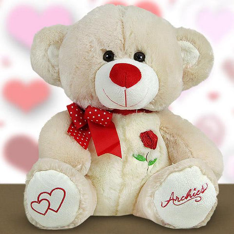 soft toys teddy bear for valentine