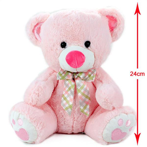 Captivating Pink Bear (24 Cm)