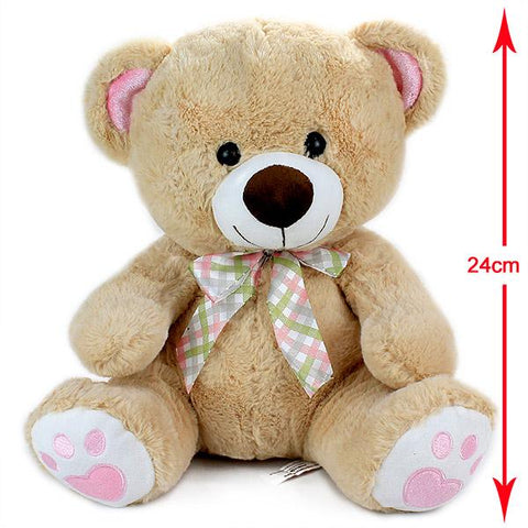 Brown Charm Bear (24 Cm)