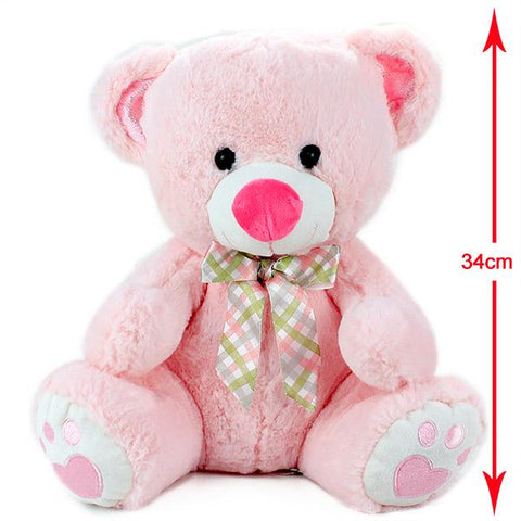 Captivating Pink Bear (34 Cm)