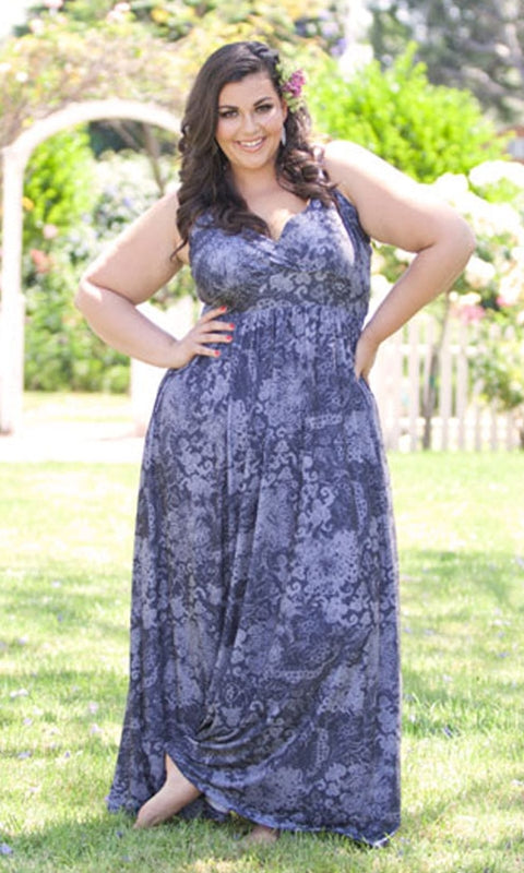 Chantilly Maxi Dress
