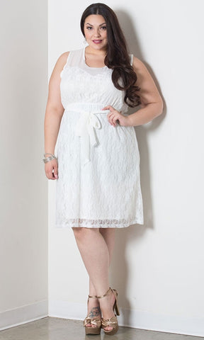 Harlow Lace Dress