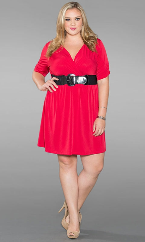 Fiona Belted Dress