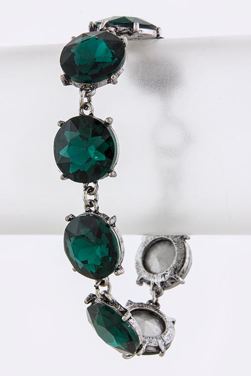 Gypsy Bracelet - Emerald City