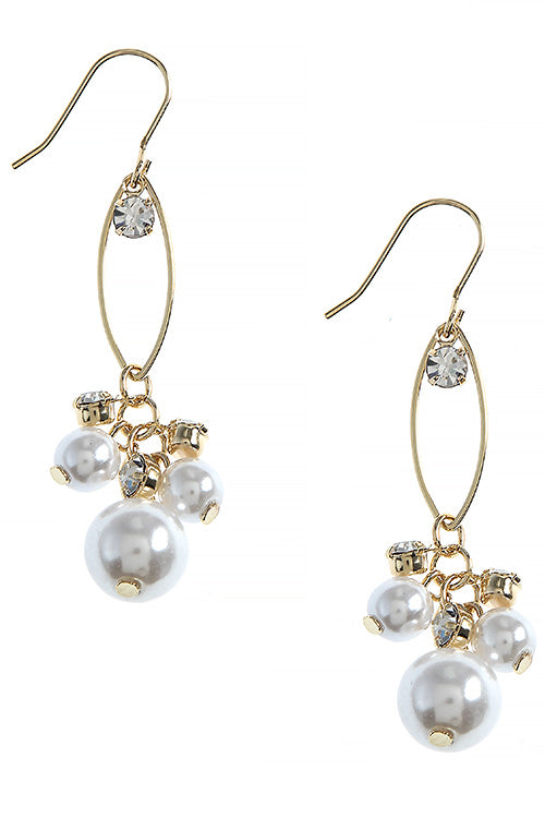 Jamie-Lynn Earrings - Gold