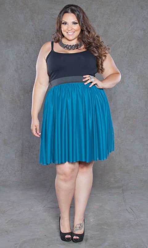 Kelly Mesh Skirt