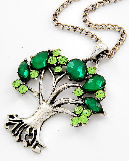Nature Sparkles Necklace