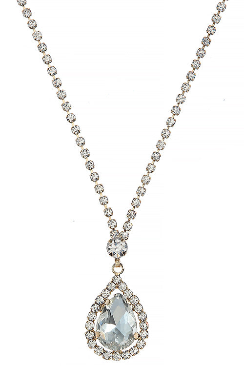 Ophelia Necklace Set - Sparkle