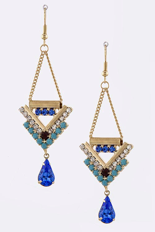 Pharrah Earrings
