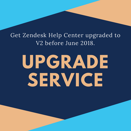 Upgrade Zendesk Guide Theming Experience