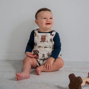 Little Hoot Romper