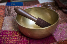 Photo of Flow Tibetan Singing Bowl with Mallet inside