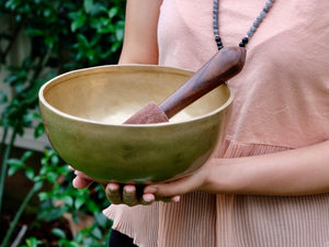 Contemporary Flow Singing Bowl (D, 146 Hz)