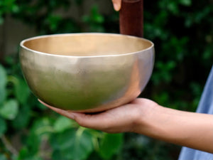 Matte Finish Bowl - Base note A# 238 Hz