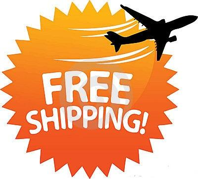 Free shipping for all items in Nursery Kebun Bandar!