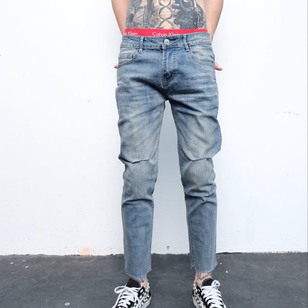 5913 HD PANTS LIGHT BLUE