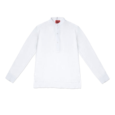 5477 OXFORD SHIRT IN WHITE