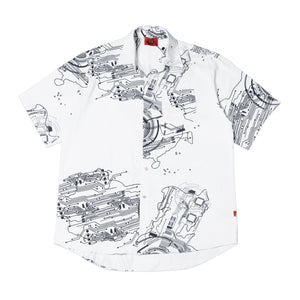 Hi Tech Printed Shirt