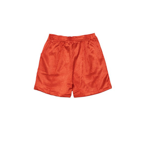 SHORT PANTS IN ORANGE