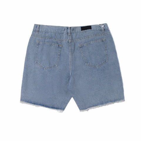 7153 HD SHORT JEANS IN BLUE