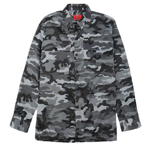 #1 JACKET IN CAMO