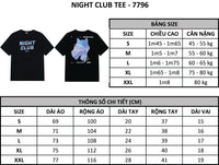 7805 NIGHT CLUB TEE