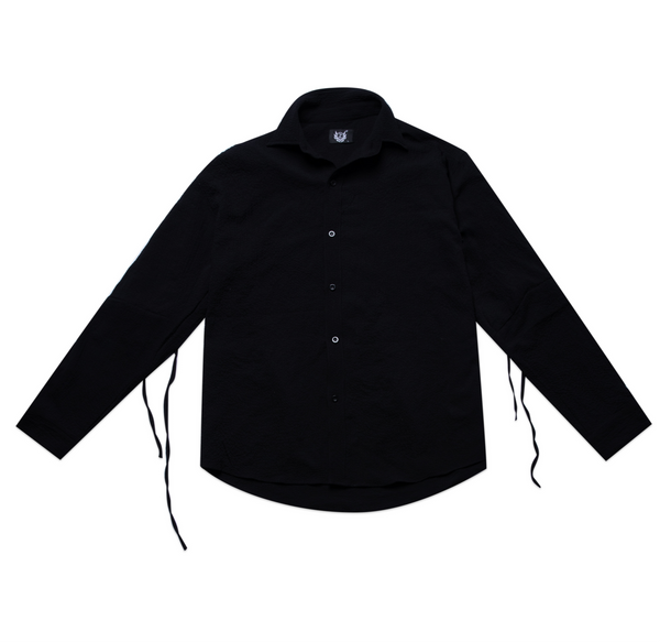 ROPE TIED SLEEVE SHIRT