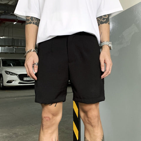 SHORT IN BLACK 8252