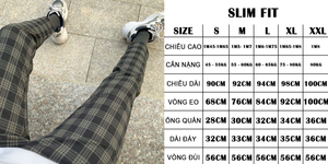 8142 SLiM FIT TROUSERS