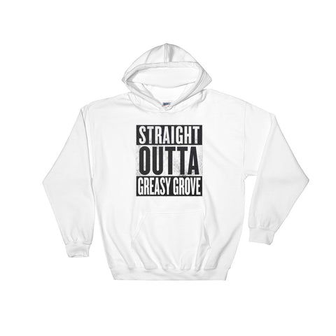 Straight Outta Greasy Grove Hoodie