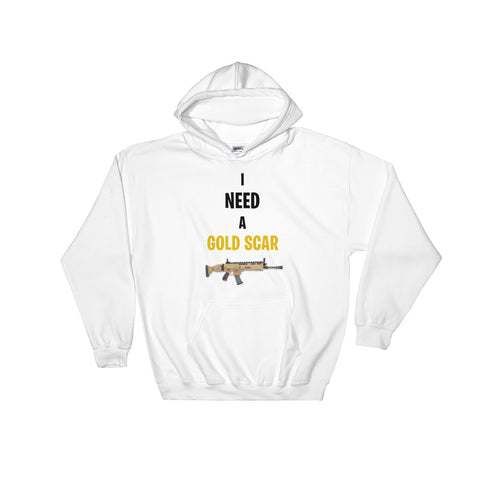 I Need A Gold Scar Hoodie