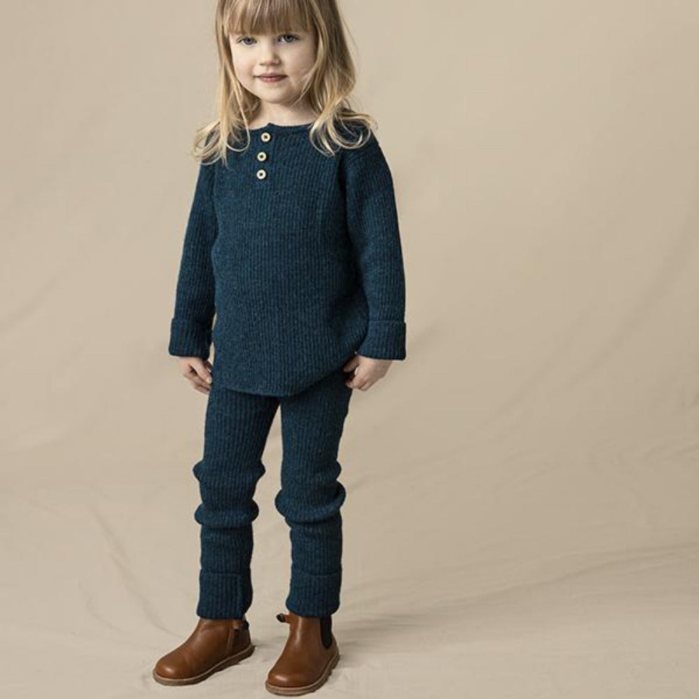 pantalon enfant en 100% alpaga, As We Grow, Slow fashion, pantalon bébé en alpaga