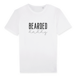 T-shirt BEARDED DADDY - 100% coton bio (4 coloris)