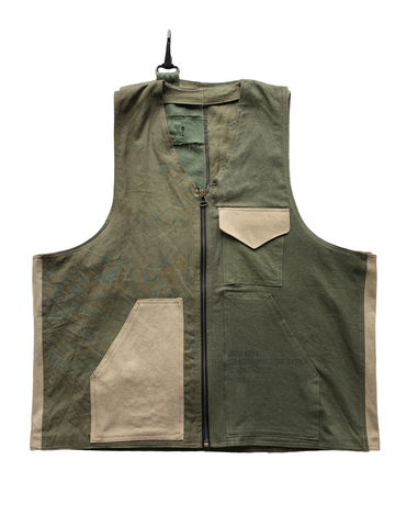 Reconstructed Tactical Vest
