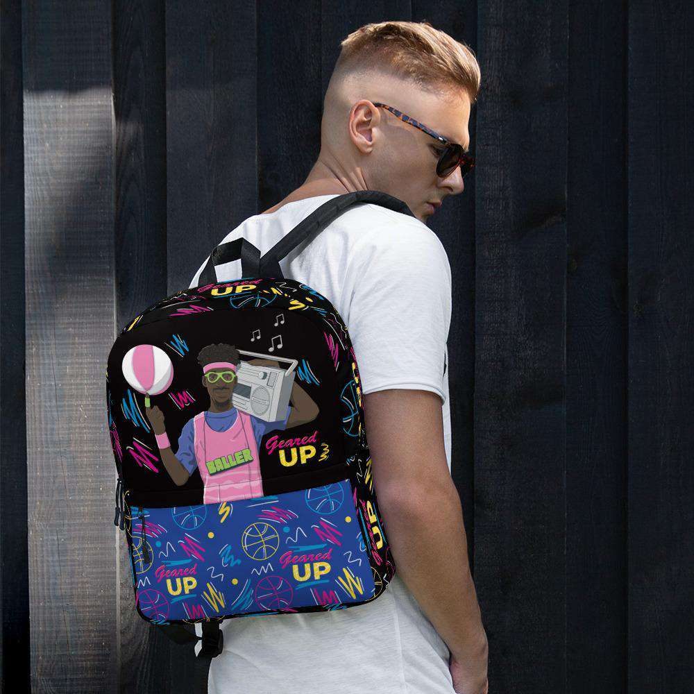 The Baller Backpack