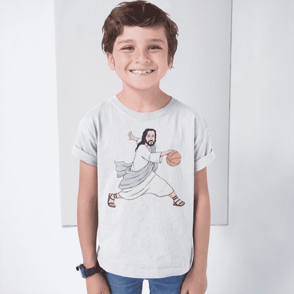 Youth Jesus Crossover White T-Shirt