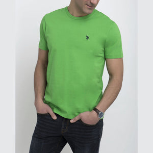 Tricou US POLO ASSN Solid Crew - Tricouri Barbati US POLO ASSN