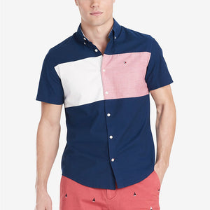 Camasa TOMMY HILFIGER Custom Fit