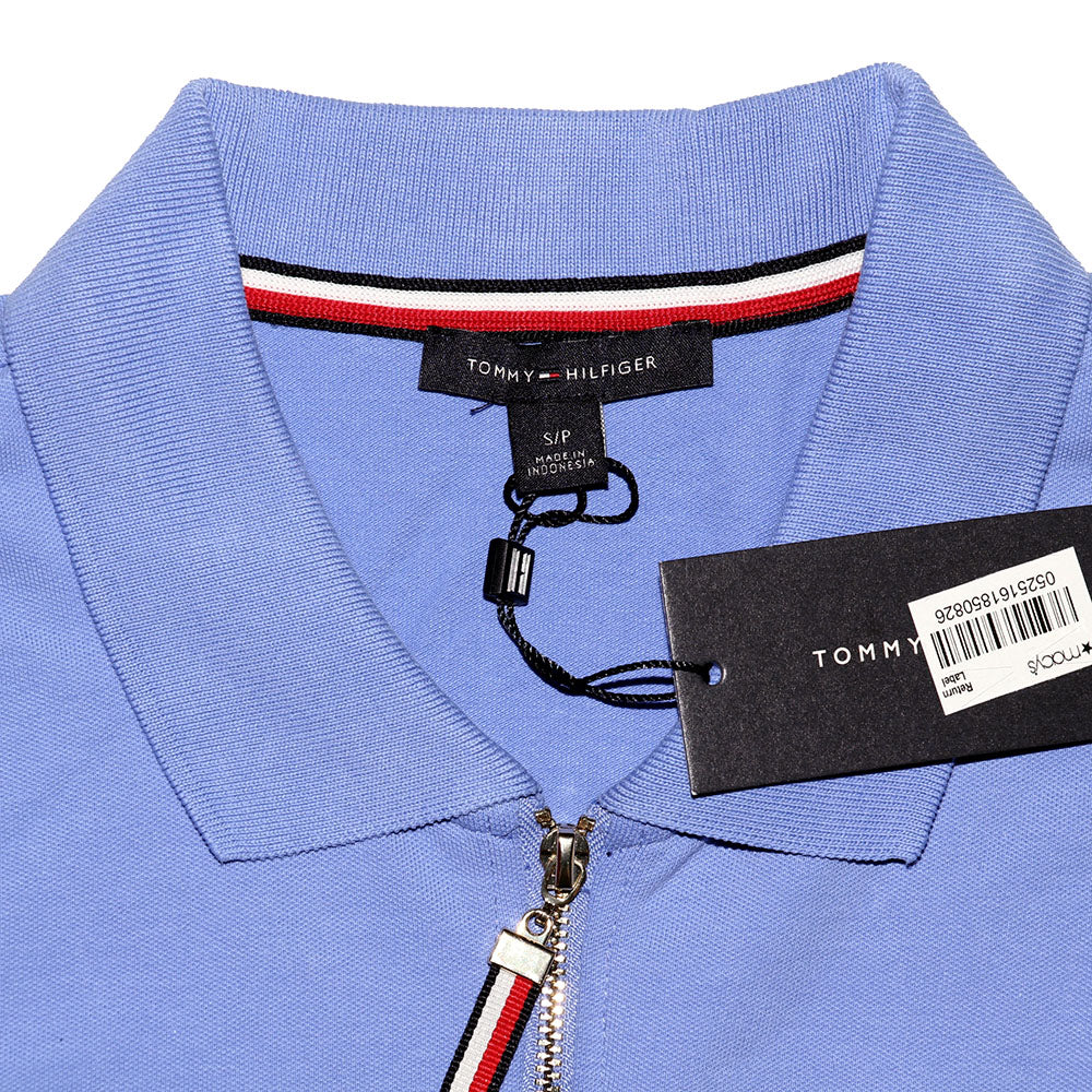 Tricou Polo TOMMY HILFIGER Zipper