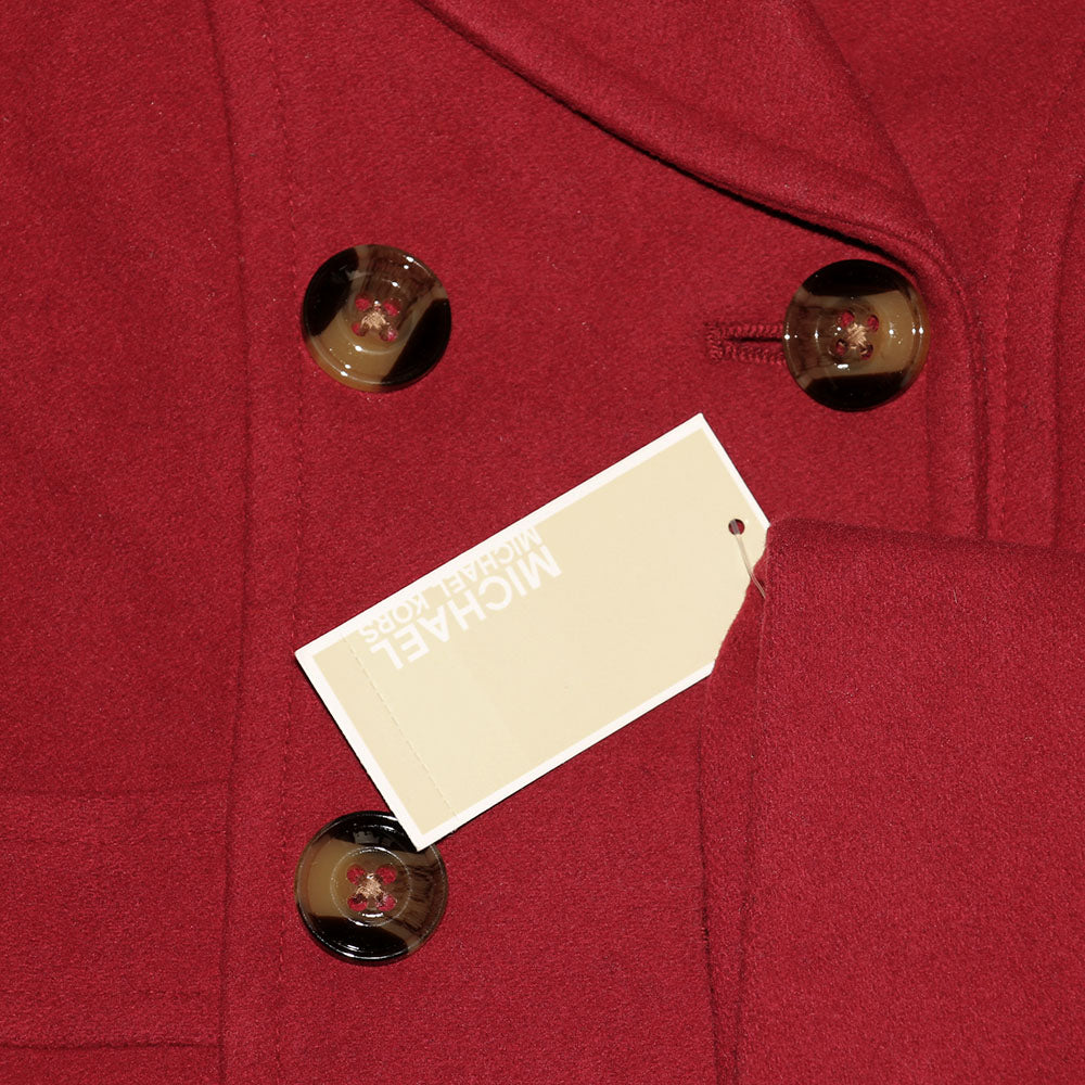 Palton MICHAEL KORS Red Coat